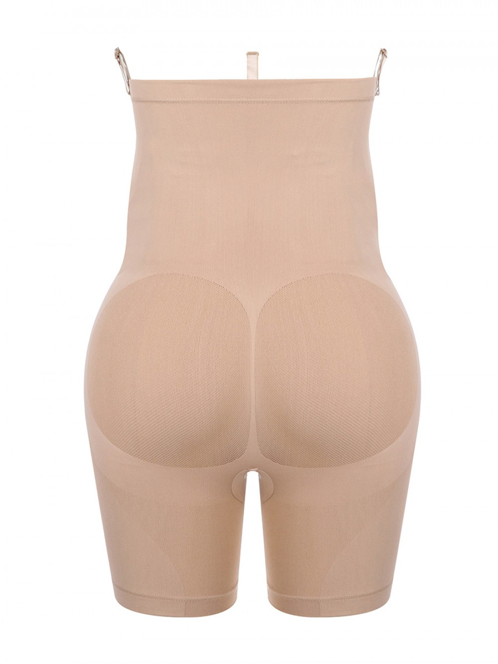 Abdominal Control Skin Color Belly Support Shaper Buckle Seamless