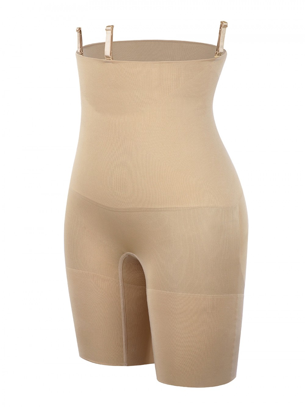 Shapewear Buttock Lift Skin Color High Waist Large Size Smooth Abdomen