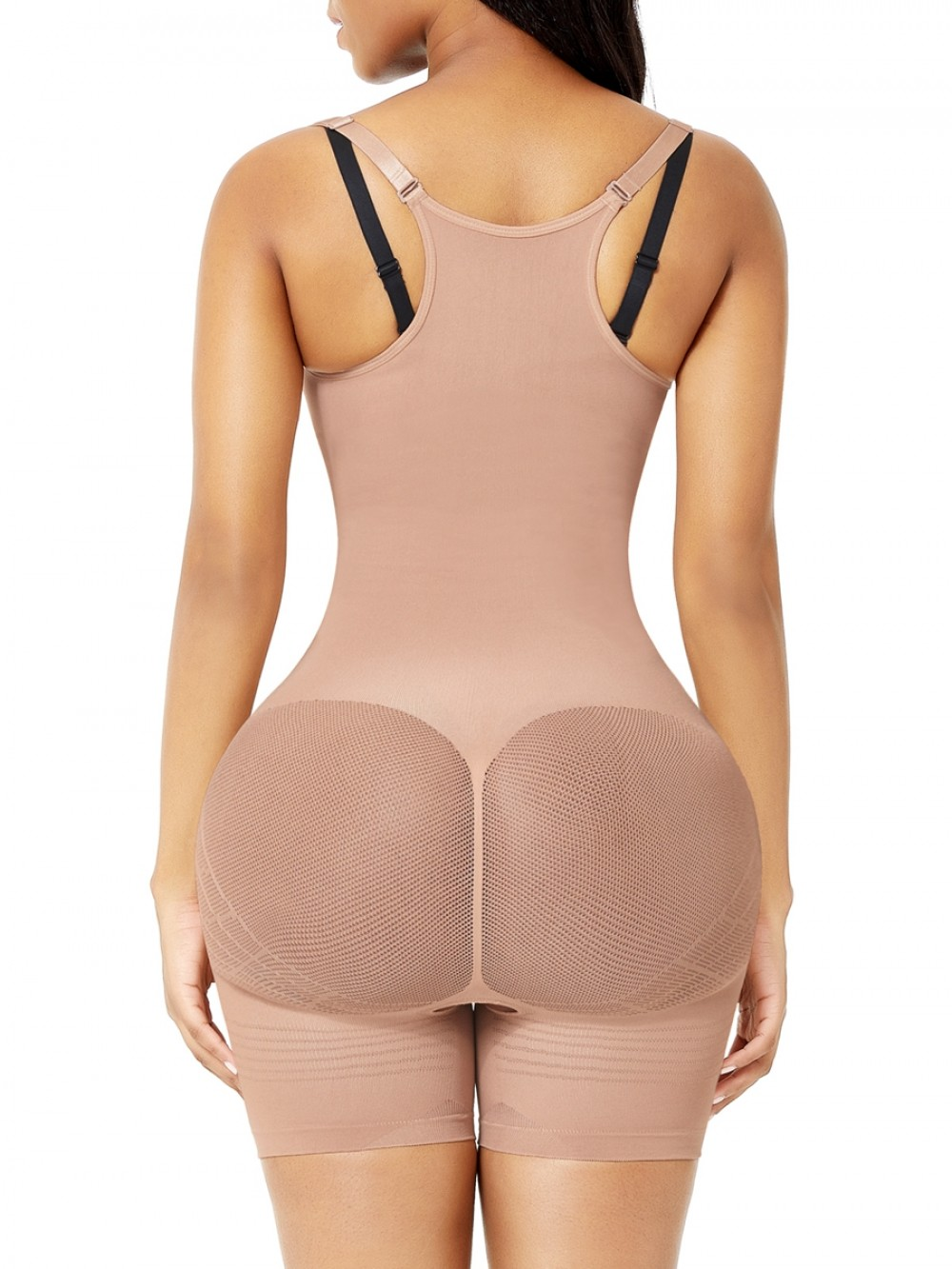 Nude Butt Lifter Large Size Seamless Body Shaper Curve Creator