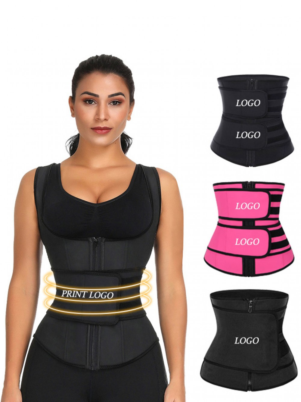 wholesale waist trainer with logo