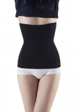 Slimming Lady Black Tummy Control Waist Body Shaper