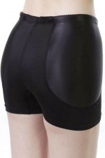 Black Padded Butt Hip Enhancer Shaper