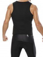 Everyday Shaping Vest Shapewear Black Large Size Mens Neoprene