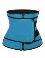 Best Tummy Blue Sticker Neoprene Shaper Underbust Large Size Natural Shaping