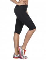 Best Black Seamless Neoprene Shorts Slimmer Plus Size Beautiful Addition