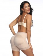 Ideal Nude Big Size Booty Enhancer No Curling Midsection Compression