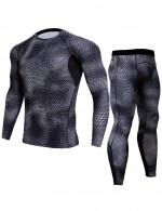 Particularly Fast Drying Sports Tights Big Size Sport Series