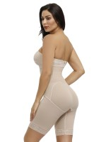 Skin Best Full Body Shaper Large Size Lace Trim Open Crotch Secret Slimming