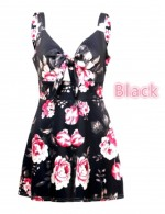 Formal Black Bow Knot Front Sleeveless Mini Dress Online Wholesale