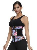 Figure Shaper 7 Steel Bones Sticker Waist Trainer Delightful Garment
