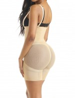 Postpartum Recovery Nude Sling High Rise Butt Enhancer 2 Layers Perfect Curves