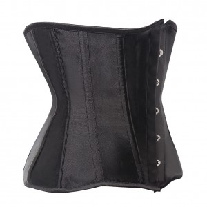 Black Underbust Waist Training Shaper