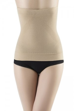 Lady Nude Breathable Elastic Waist Slimming Shapewear