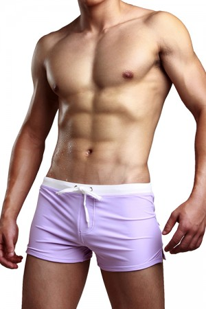 Fasten Super Comfy Purple Male Underwear Styles