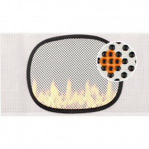 Slimming Magnetic Infrared Thermal Sticker Burn Fat