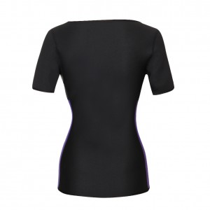 Shaping Plus Size Patchwork Neoprene Body Shaper