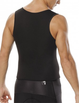 Perfect-Fit Mens Neoprene Vest Shaper Plus Size Best Materials