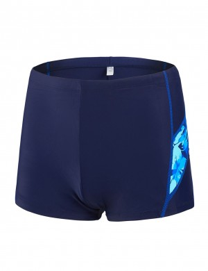 Scintillating Fast Dry Mens Boxer Brief Beachwear Online