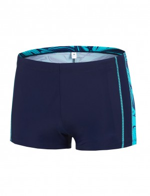 Enviable Square Cut Male Tight Shorts Swimwear For Traveling