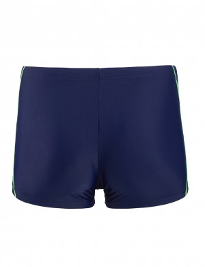 Super Faddish Male Swimwear Square Cut Boxer Brief Fashion