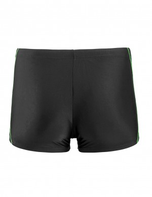 Fascinating Quick Dry Mens Boxer Brief Swimwear Vacation