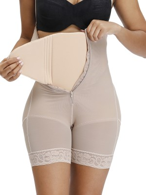 Basic Shaping Skin Color Solid Color Compression Board Post Surgery