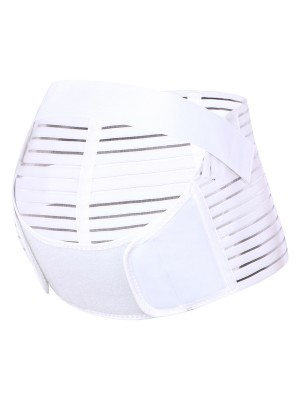 Magic White Sticker Maternity Belly Support Belt Intant Shaping