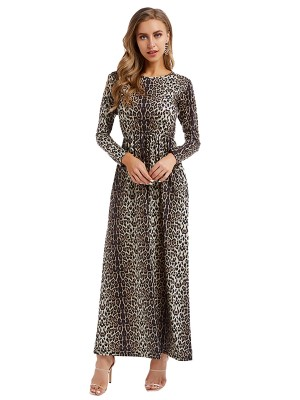 Fabulous Fit High Waist Queen Size Maxi Dress Essential