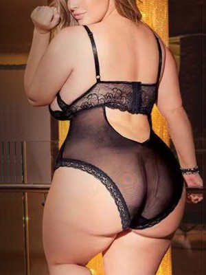 Enticement Black Hollow Out Adjustable Strap Lace Teddy Images On Pinterest