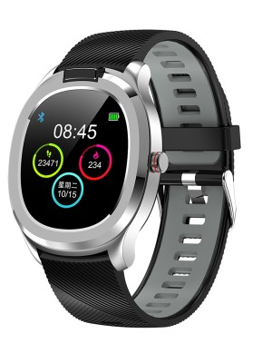 Multi-Function Temperature Monitor Bluetooth Smart Watch
