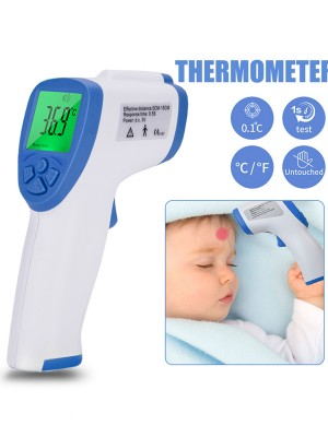 Body Infrared Thermometer Forehead Non-Contact Quality Assured