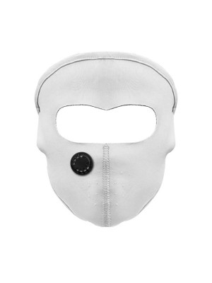 Lightweight Anti-fog Protective Mask with Breathing Valve