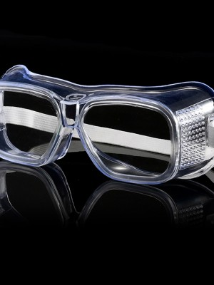 Simple Splash Safety Goggles High Impact Resistance