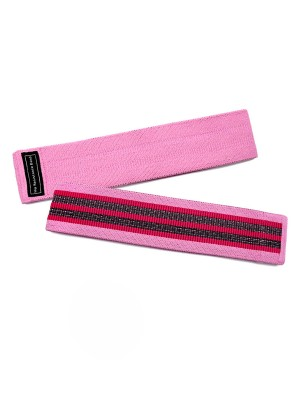 Irresistibly Pink Circle Shape Hip Band High Stretch Tight Fit