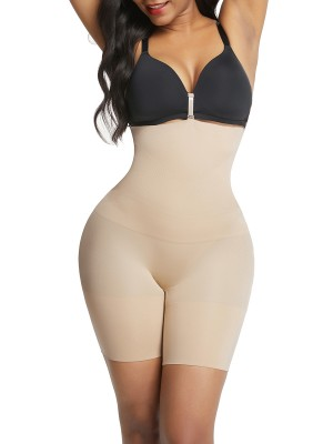Explicitly Chosen Skin Color High Waist Large Size Butt Enhancer
