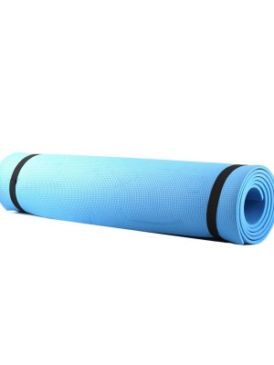 Staple Athletic Solid Color Yoga Mat High Density