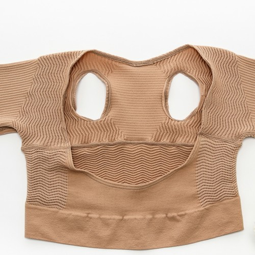 Nude Functional Breast Uplift Elastic Babaka Top