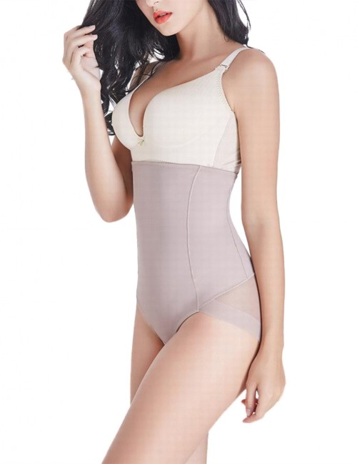Lightweight Nude High Rise Buttock Lift Non-Slip Enhancer