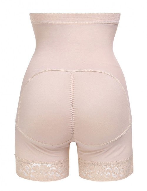 Higher Power Nude High Waist Buttock Lifter Strapless Magicwear
