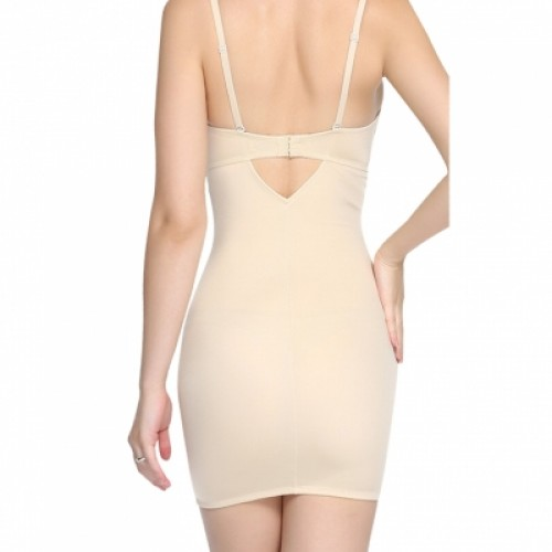 Hourglass Firm Control Body Shaper Nude Dress