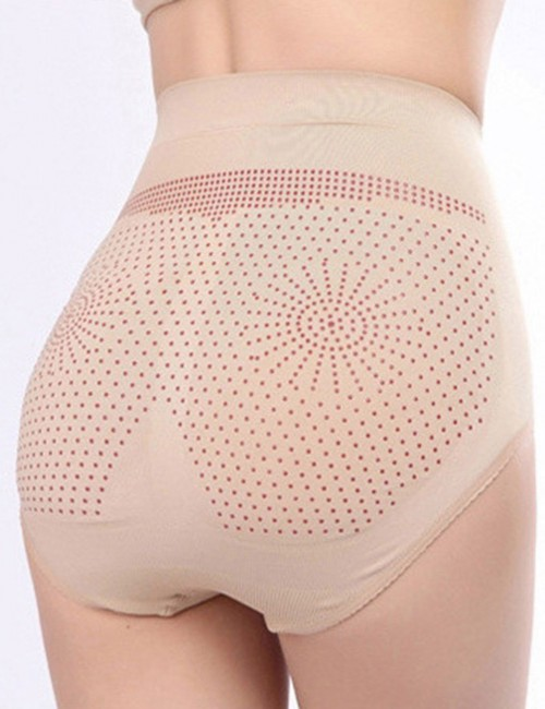 Moderate Control Skin Tight High Waist Butt Lift Panty Smooth Abdomen