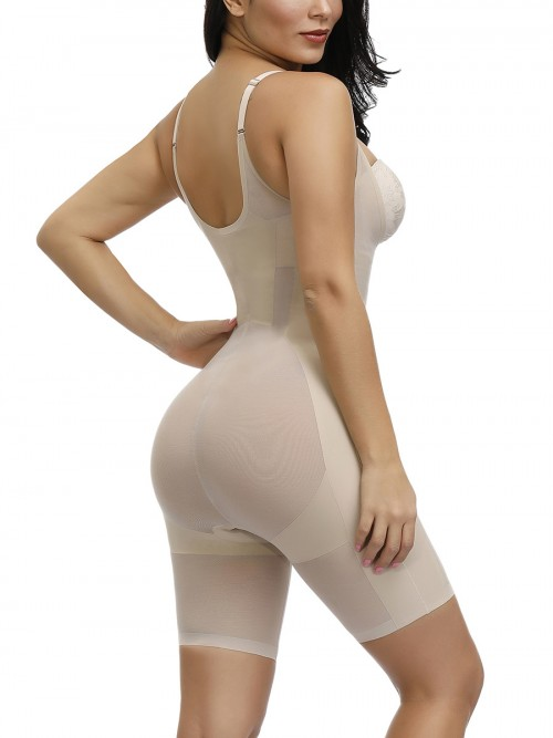 Desirable Designed Skin High Waist Flat Tummy Queen Size Shapewear