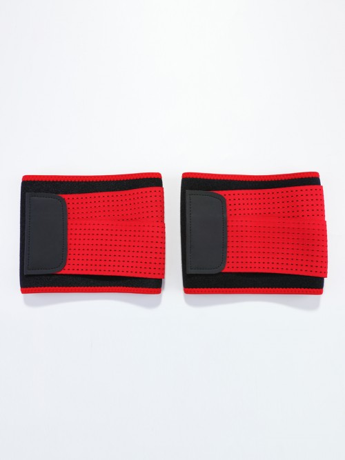 Red Neoprene Arm Shaper With Elastic Bands High Quality