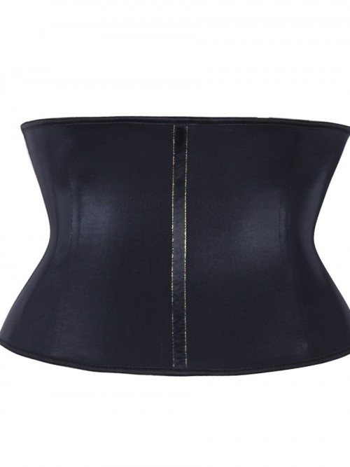 Latex Waist Cinchers 3 Rows Hooks Cellulite Reducing