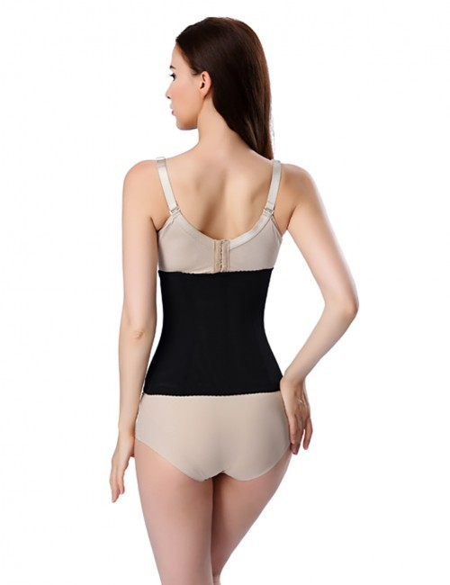 Wholesale Black Hooks 7 Bones Waist Trainer