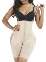 Skin Color Body Shaper Plus Size Adjustable Strap Good Elastic