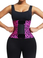 Sweat Waist Trainer Triple Adjustable Stickers Slimming Stomach