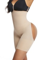 Skin Color Seamless Tummy Control Butt Lifter Glue Waist Control
