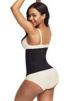 Power Conceal Black Plus Size Waist Cincher 9 Steel Bones Unique