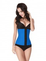Amazing Shape Blue Hook Latex 4 Steel Cincher Compression Silhouette